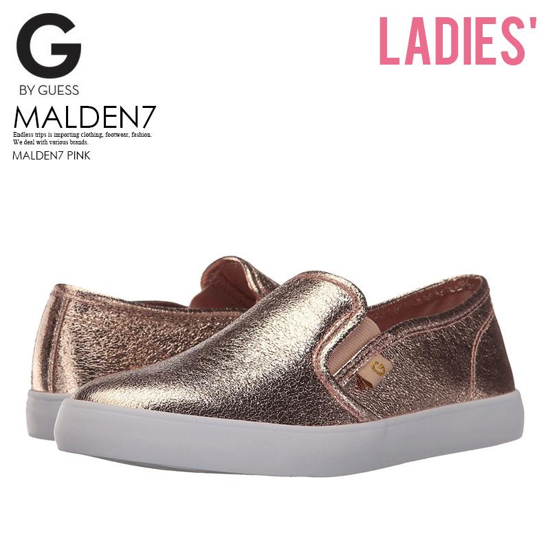 7fba2dd1b64 ENDLESS TRIP  G by GUESS (ジーバイゲス) WOMENS MALDEN7 (lacing braid ...