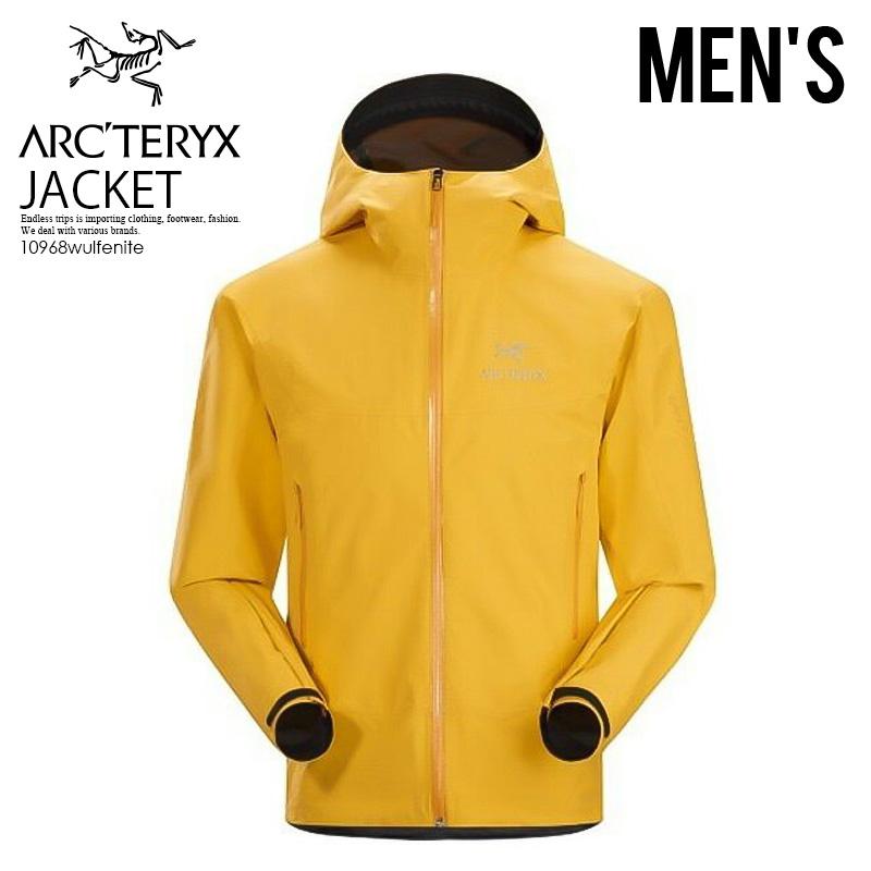 【希少!大人気! メンズ ジャケット】 ARC'TERYX (アークテリクス) BETA SL JACKET MEN'S (ベータ SL ジャケット) 登山 アウトドア レインウエア WULFENITE (ウルフェナイト) 10968 アスレジャー スポーツミックス