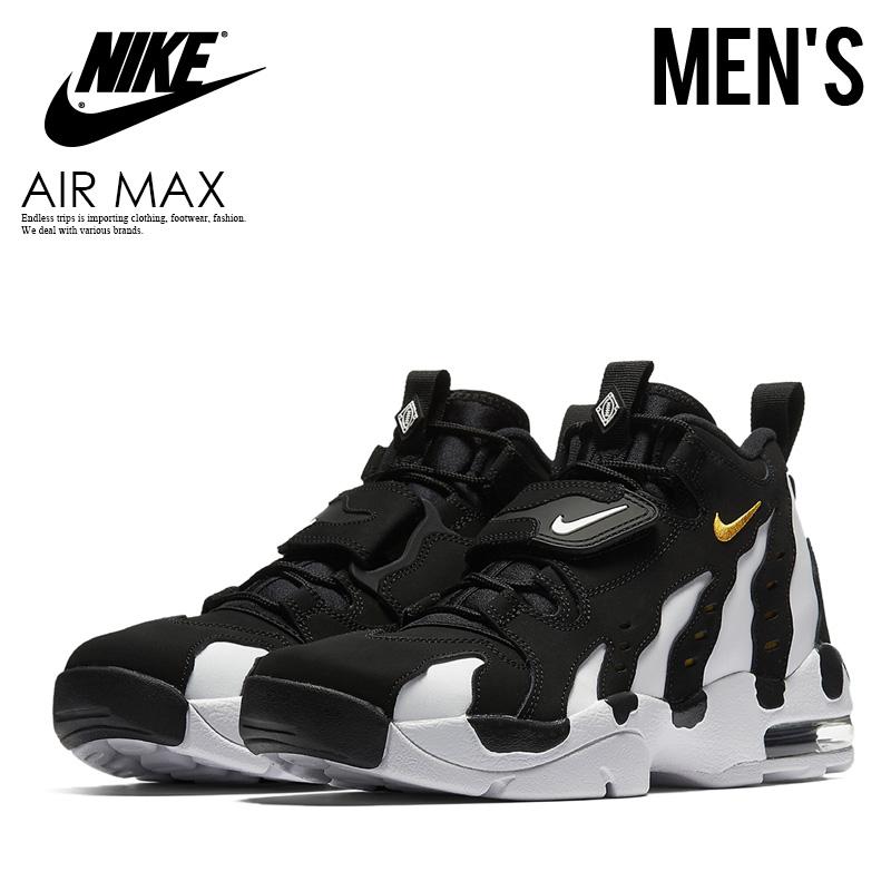 f5429ede2bb NIKE (Nike) AIR DT MAX  96 (Air Max 96) sneakers men sneakers BLACK VARSITY  MAIZE-WHITE (black   white) 316408 003 ENDLESS TRIP ENDLESSTRIP end rest lip