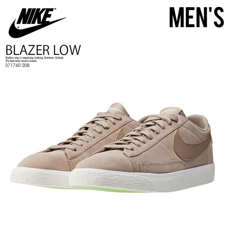 online store 6c481 550e5 Rakuten supermarket SALE! NIKE (Nike) BLAZER LOW (blazer low) MENS sneakers  KHAKI/KHAKI-FRESH MINT-SAIL (khaki / mint) 371760 208 ENDLESS TRIP pickup