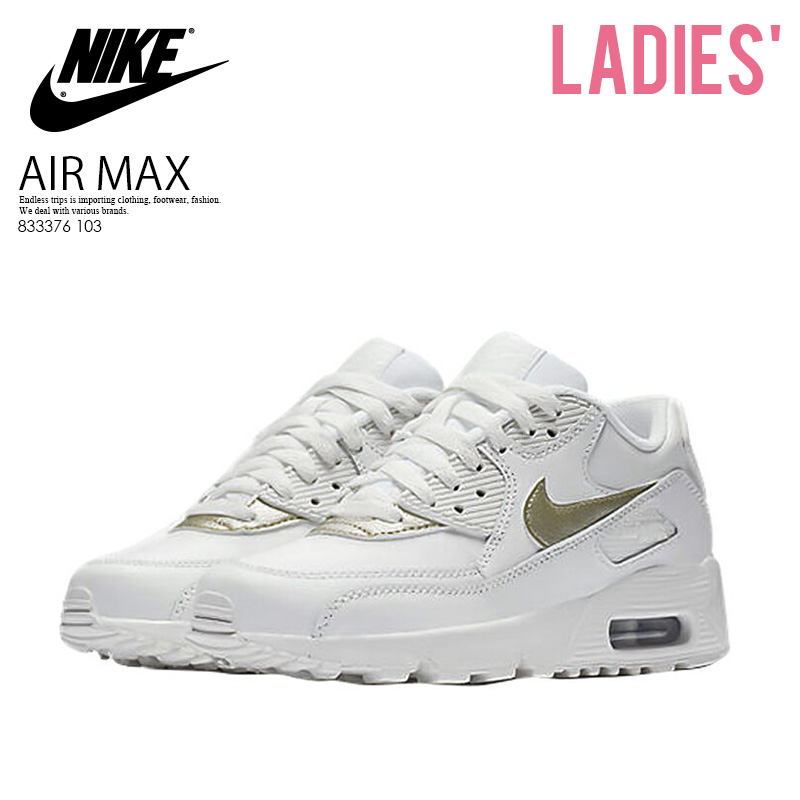 36511db8ee top quality nike nike air max 90 leather gs air max 90 leather womens women  sneakers