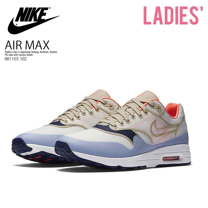 2634cff1d4 ENDLESS TRIP: NIKE (Nike) WOMENS NIKE AIR MAX 1 ULTRA 2.0 SI (Air ...
