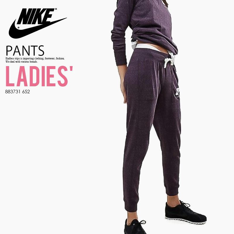 032c5b8f4121 Rakuten shopping marathon NIKE (Nike) WOMENS GYM VINTAGE PANTS (gym vintage  underwear) ...