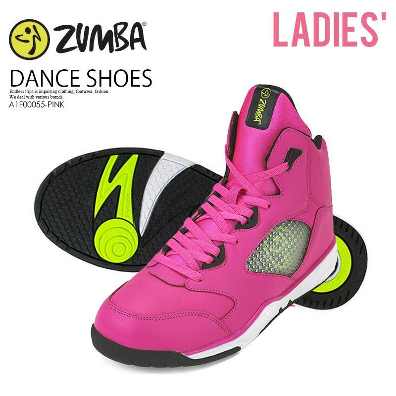 【希少!大人気!レディース モデル】 ZUMBA (ズンバ) ENERGY BOOM WOMENS ウィメンズ ダンス フィットネス トレーニング エクササイズ シューズ スニーカー PINK (ピンク) A1F00055-PINK ENDLESS TRIP ENDLESSTRIP エンドレストリップ