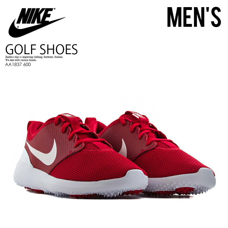 nike roshe mens golf shoes