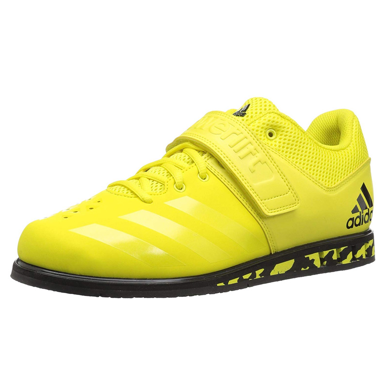 timeless design 028d5 60068 adidas (Adidas) POWERLIFT. 3.1 (power lift) men s lady s powerlifting  weightlifting weight lifting shoes SHOCK YELLOW SHOCK YELLOW BLACK (yellow    black) ...