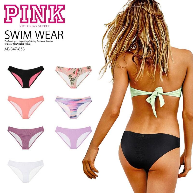 6298633293 Rakuten shopping marathon Victoria's Secret (Victoria's secret) PINK RUCHED  MINI BIKINI BOTTOM women swimsuit ...
