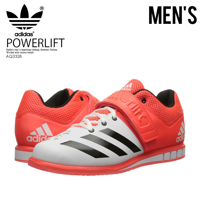new arrival 12f0b f6e5d adidas (Adidas) POWERLIFT.3 (power lift .3) MENS powerlifting weightlifting  ...
