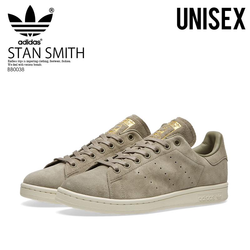 adidas (Adidas) STAN SMITH (Stan Smith) lady s men s sneakers  TRACAR TRACAR OWHITE (trace cargo   off-white) BB0038 ENDLESS TRIP  ENDLESSTRIP end rest lip ... 8e80061b58e4d