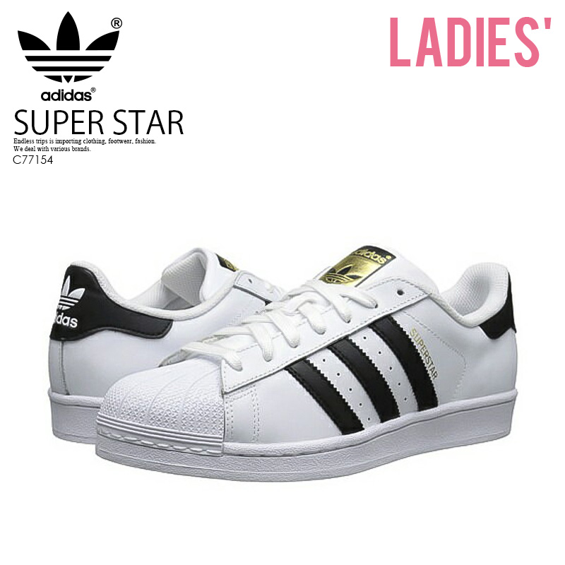 adidas ORIGINALS (Adidas) SUPERSTAR J (superstar)