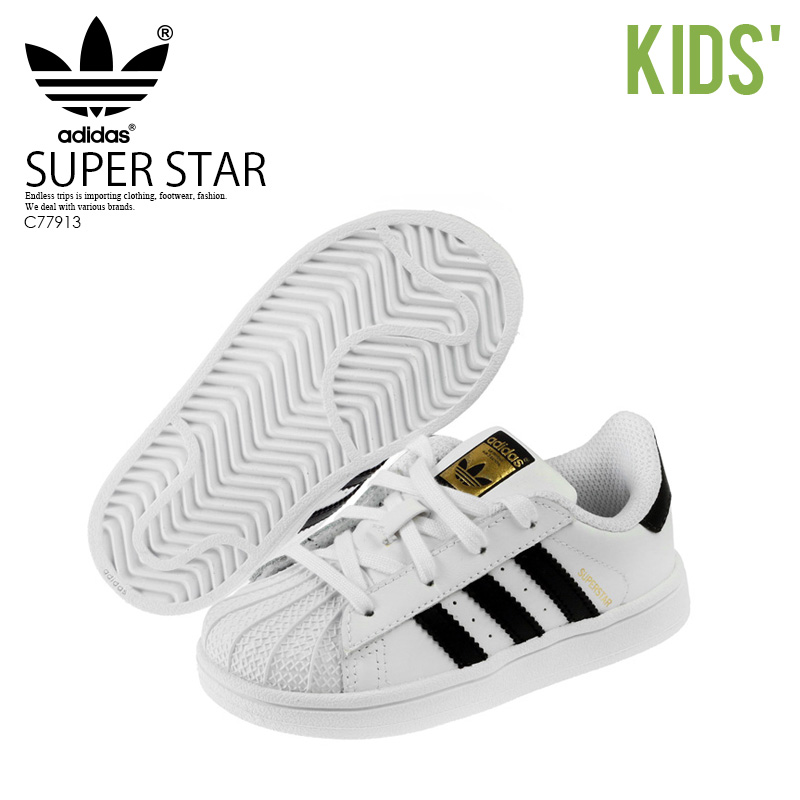 czech adidas superstar black white kids b583f 0d629