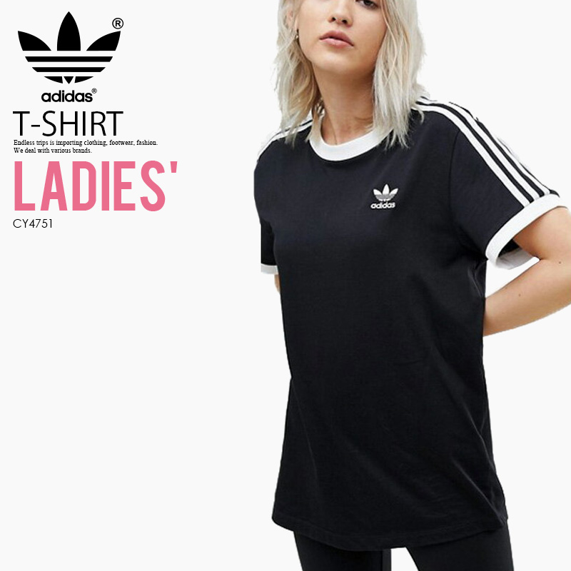 d2f89f82fec ENDLESS TRIP: It is lady's model adidas (Adidas) WOMENS 3-STRIPES ...