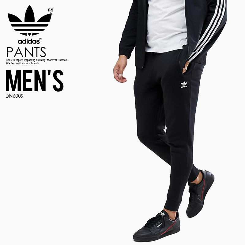 f464a28e1b7f ENDLESS TRIP  adidas (Adidas) SLIM FLEECE PANTS (SLIM FLC PANT ...