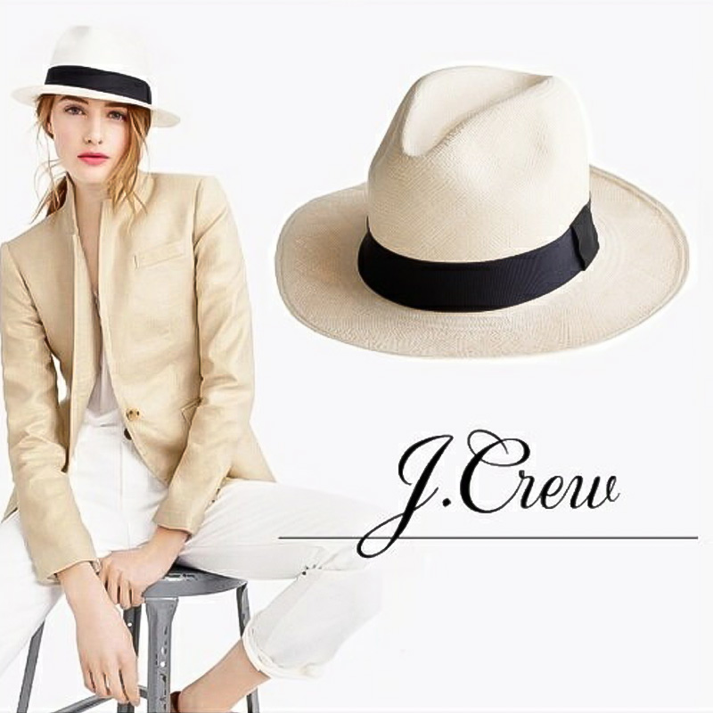 Can ship J.CREW (J. Crew) PANAMA HAT panama hat   straw hat   NATURAL  (natural) country stock immediately  ENDLESS TRIP ENDLESSTRIP end rest lip 6c6a52d93a8