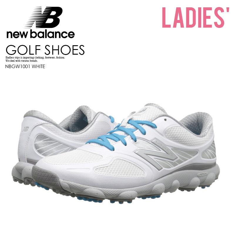 ea919b9ea767e NEW BALANCE (New Balance) NBGW1001 MINIMUS GOLF SHOES (mini-trout golf shoes  ...