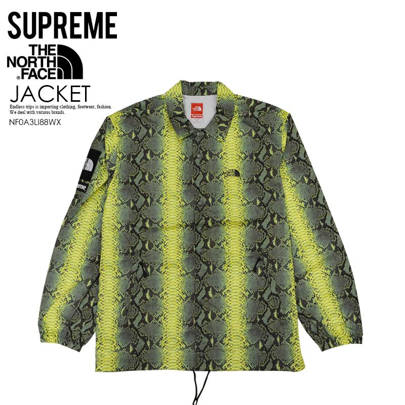【希少!大人気!ユニセックス ジャケット】Supreme THE NORTH FACE (シュプリーム ノースフェイス)