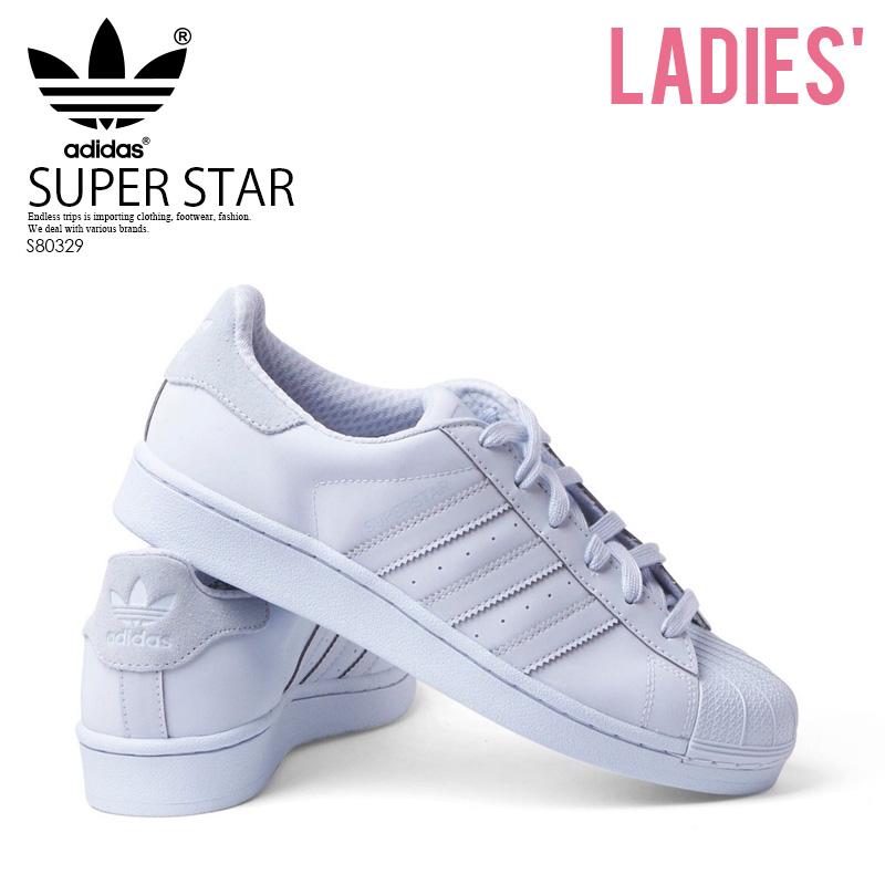 【お買い物マラソン】【希少!大人気!レディースサイズ】 adidas(アディダス)SUPERSTAR ADICOLOR (TONAL REF) (スーパースター トーナル) レディース シューズ スニーカー HALBLU/HALBLU/HALBLU (オールブルー) S80329