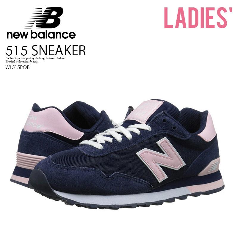 WL 515 GBP Sneaker pink