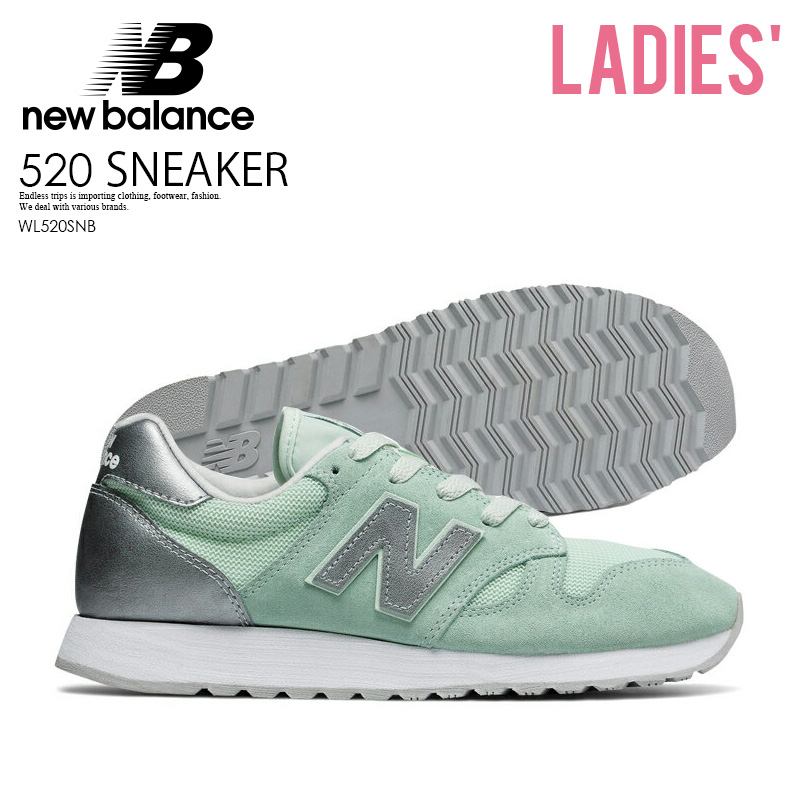 new balance wl520