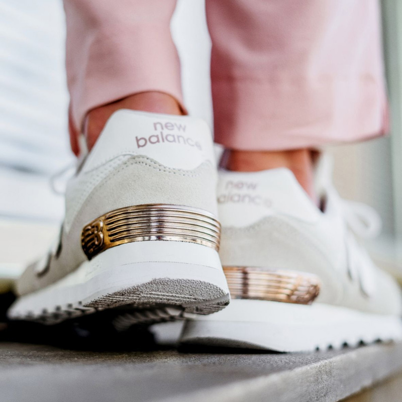 Rest New Saltrose MetallicWl574fsa Day Allday Sneakers Sea End Rose All Sneaker Gold Balancenew Metallicoff Balance574 White Pw8OknX0