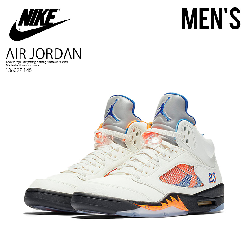 quality design 99b8f f0e0e  大人気!入手困難!メンズモデル NIKE(ナイキ)AIRJORDAN5RETROINTERNATIONALFLIGHT(エア ...