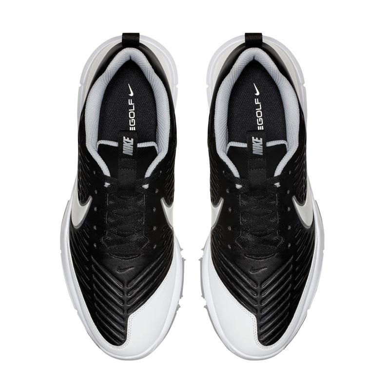 d7298d173 NIKE (Nike) NIKE EXPLORER 2 (Explorer 2) MENS golf shoes BLACK WHITE-METALLIC  SILVER (black   white   silver) 849957 005 ENDLESS TRIP ENDLESSTRIP end  rest ...