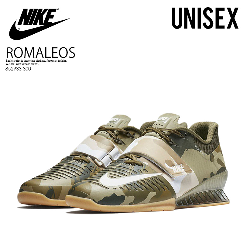 more photos cb983 81442 Raise it by NIKE (Nike) ROMALEOS 3 (Roma Leos) MENS weightlifting  powerlifting ...