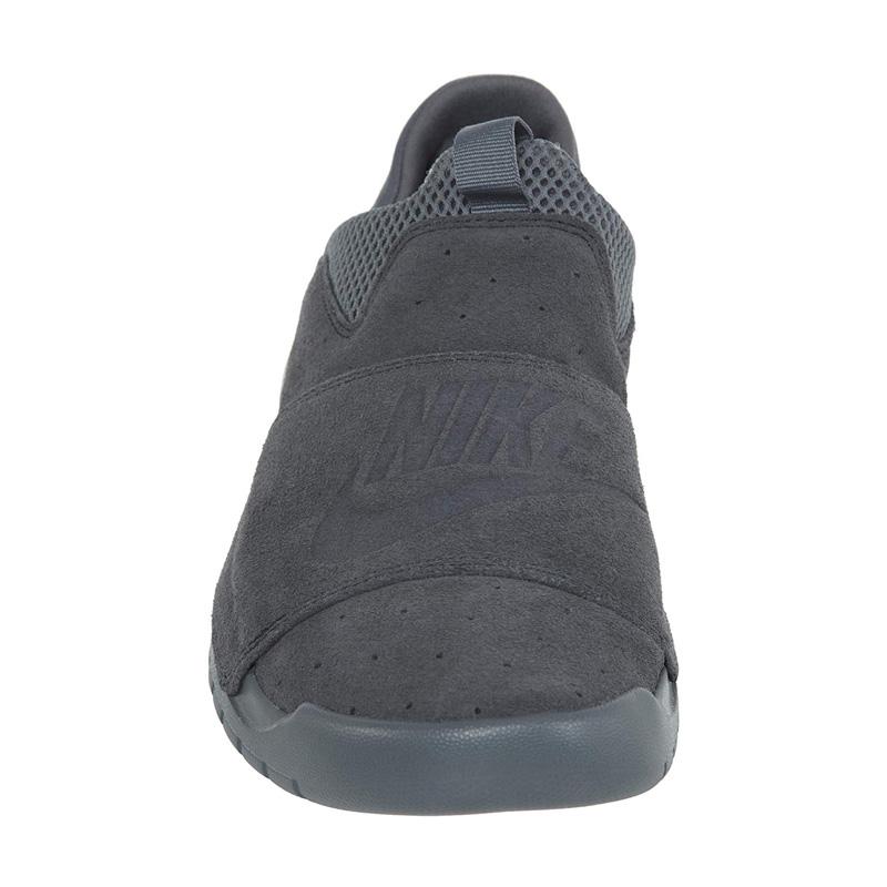 883067fcd53733 NIKE (Nike) BENASSI SLIP (ベナッシスリップ) CARGO KHAKI CARGO ANTHRACITE ANTHRACITE  (anthraseat) charcoal gray mesh MENS sneakers shoes 882410 004 endless ...