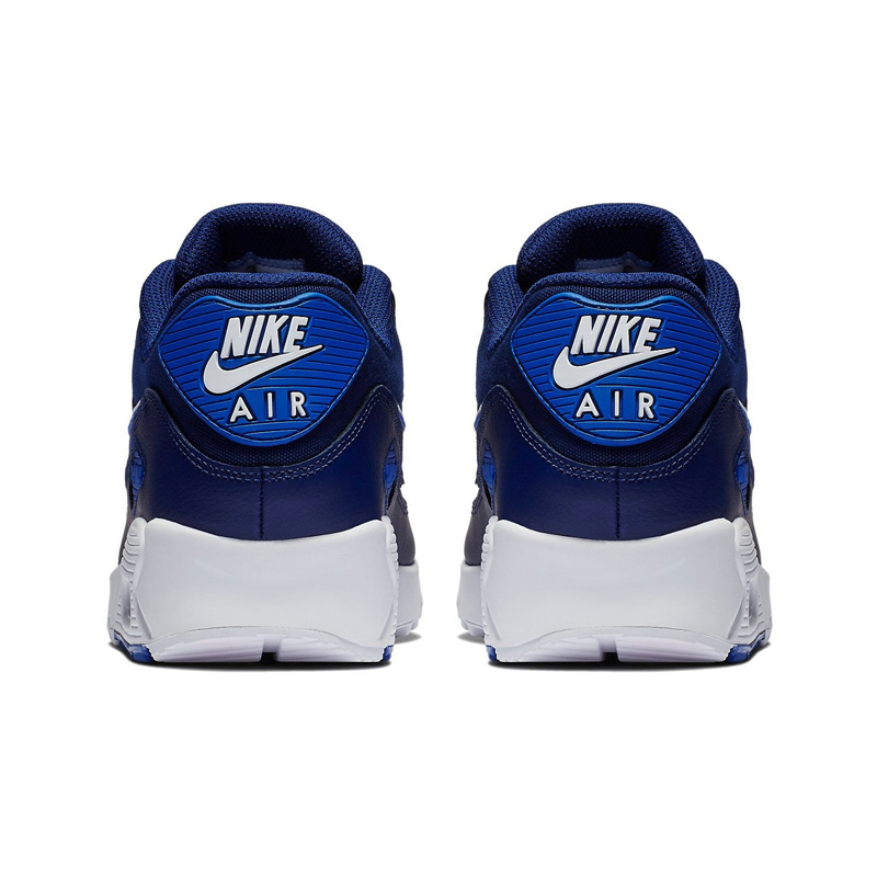 0df62ddfa32422 NIKE (Nike) AIR MAX 90 ESSENTIAL (Air Max 90 essential) sneakers BLUE VOID GAME  ROYAL-WHITE (navy   blue) AJ1285 401 ENDLESS TRIP ENDLESSTRIP end rest lip