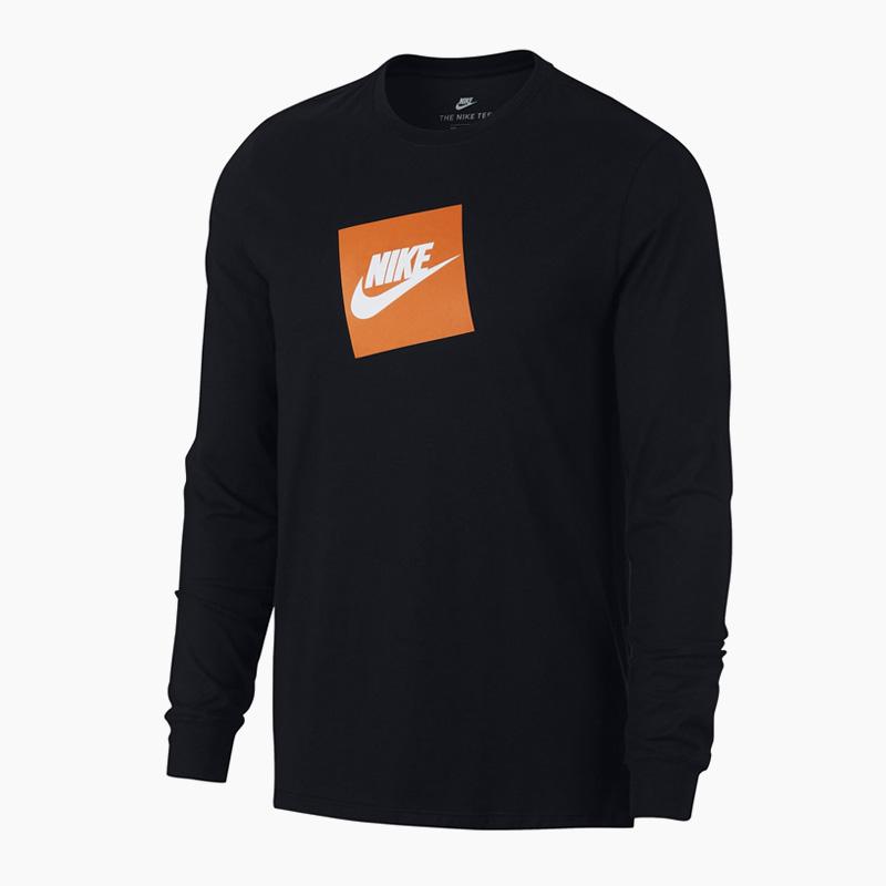 ca8b341c ... NIKE (Nike) FUTURA BOX LOGO LONG SLEEVE T-SHIRT (who thulabox logo ...