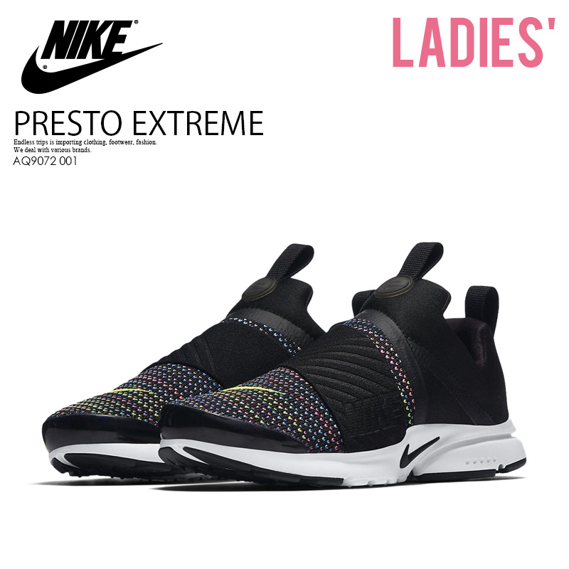 reputable site 6eaf2 a6671 NIKE (Nike) PRESTO EXTREME SE (GS) (extreme a presto) sneakers ...