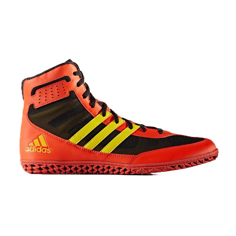 134b2901351616 adidas (Adidas) MAT WIZARD.3 (mat Wizard) WRESTLING SHOES boxing training  ENERGY BYELLO CBLACK (red   yellow   black) BB2859 ENDLESS TRIP ENDLESSTRIP  end ...