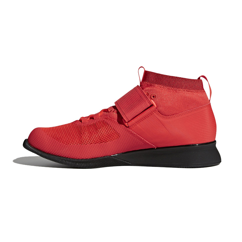 6a63ba500f11bb adidas (Adidas) CRAZY POWER RK (crazy power) powerlifting weightlifting  weight lifting shoes RED BLACK SCARLET (red   black) BB6361 ENDLESS TRIP