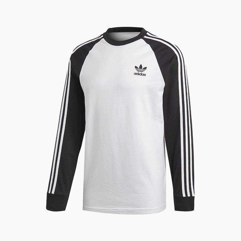 d4ba8642065970 ... adidas (Adidas) 3-STRIPES LONG SLEEVE TEE (three stripe Longus Reeve T  ...
