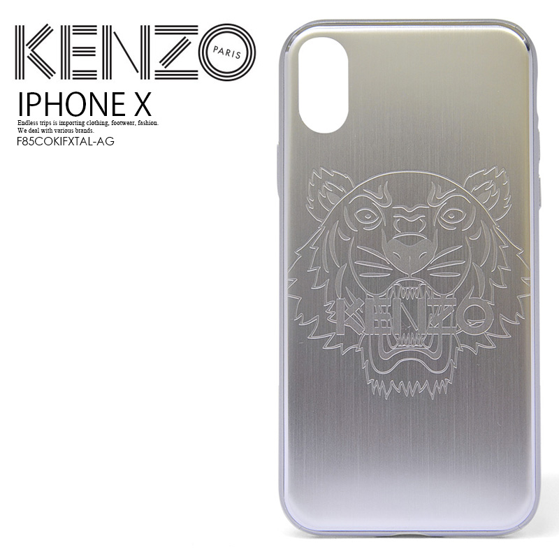 ef40df54 ENDLESS TRIP: KENZO (Kenzo) TIGER IPHONE X CASE (tiger iphoneX case ...