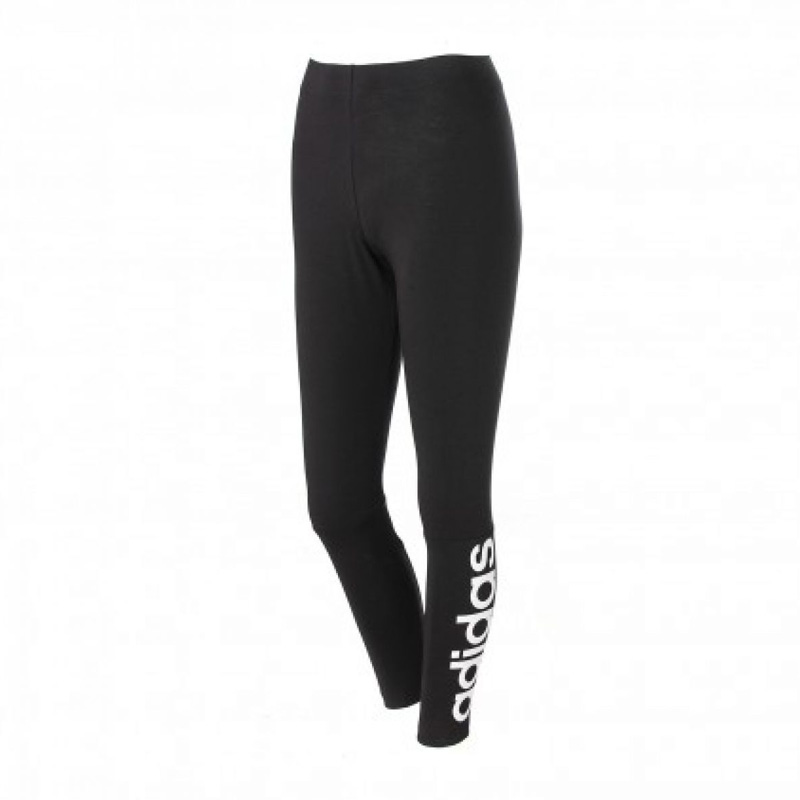 TightsLeggings Stretch Women Tightsess Tightessential Liner Blackwhiteblack Lin AdidasadidasEssentials Linear White Pants LpqSzGUMjV