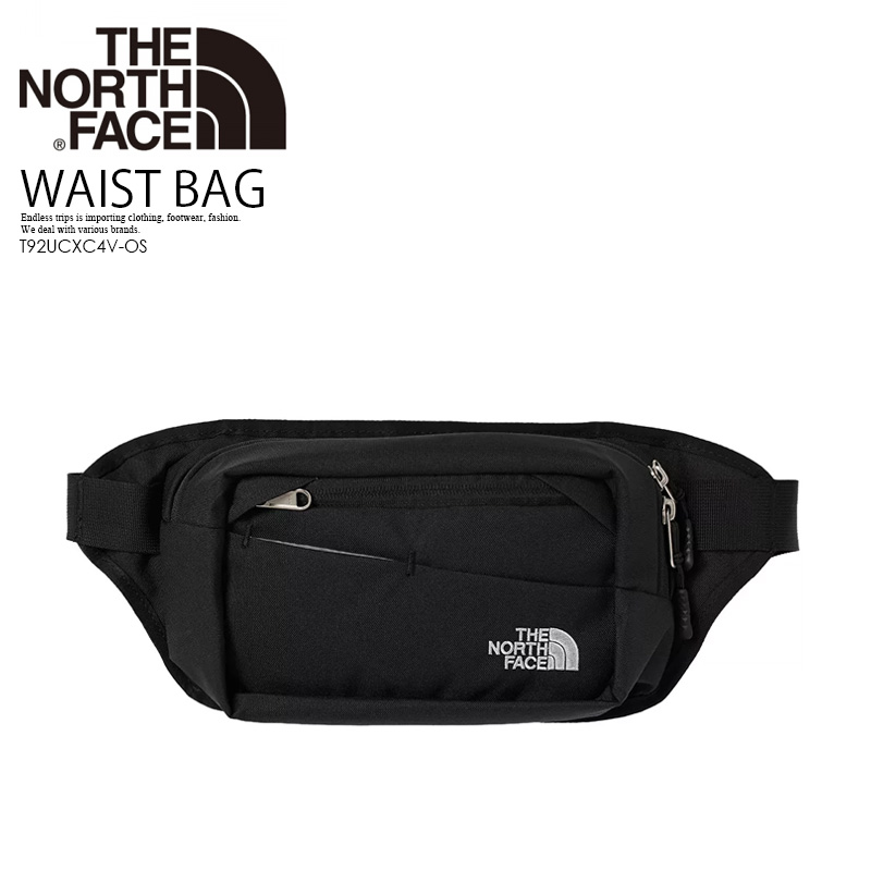 2c74ebc8f THE NORTH FACE (North Face) BOZER HIP PACK 2 (ボザーヒップバッグ) body bag bum-bag  men gap Dis TNF BLACK/HIGHRSGR (black) T92UCXC4V-OS end rest lip