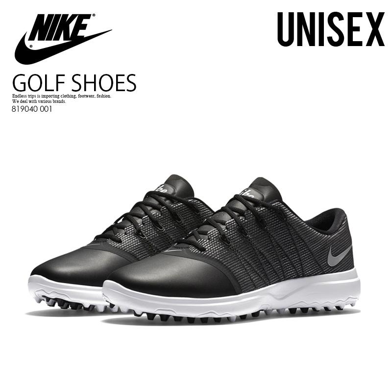 75f0521f2faa NIKE (Nike) WOMENS NIKE LUNAR EMPRESS 2 (luna Empress) MENS men gap Dis golf  shoes BLACK METALLIC SILVER-WHITE (black   silver   white) 819040 001  ENDLESS ...