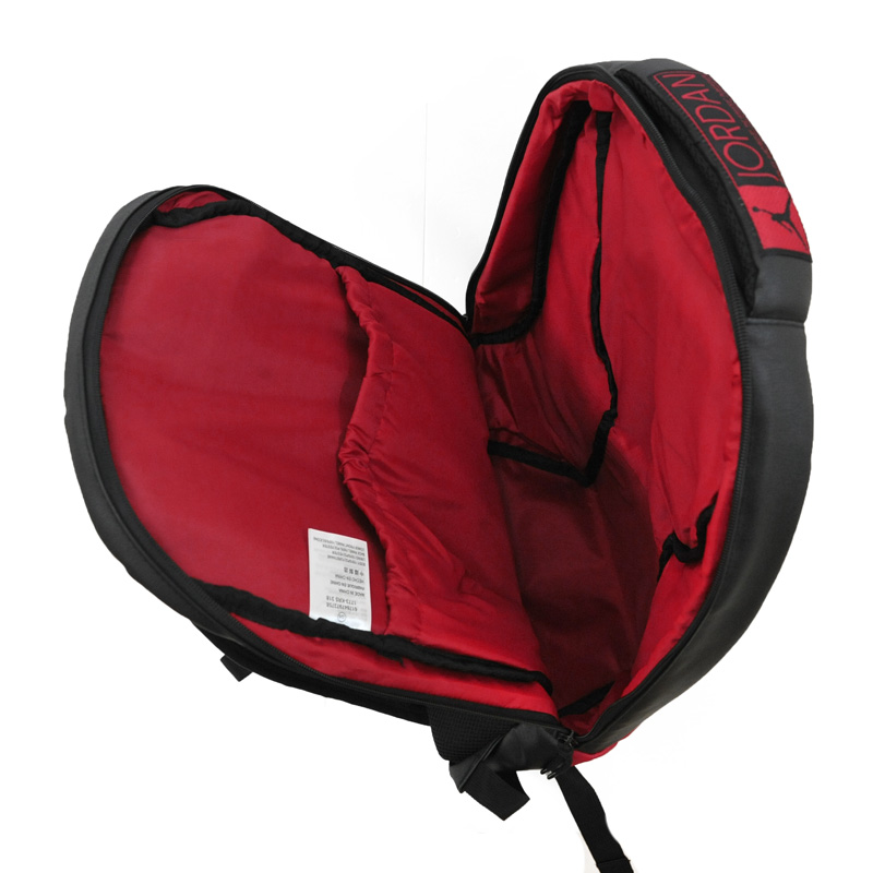5a33b7b786c2 NIKE (Nike) JORDAN RETRO 12 BACKPACK (12 Jordan nostalgic backpacks) men s  lady s day pack rucksack BLACK GYM RED (black   red) 9A1773 KR5 ENDLESS  TRIP ...