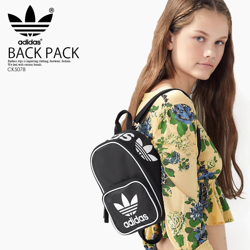 adidas (아디다스) SANTIAGO MINI BACKPACK (산티아고미니박크팍크)