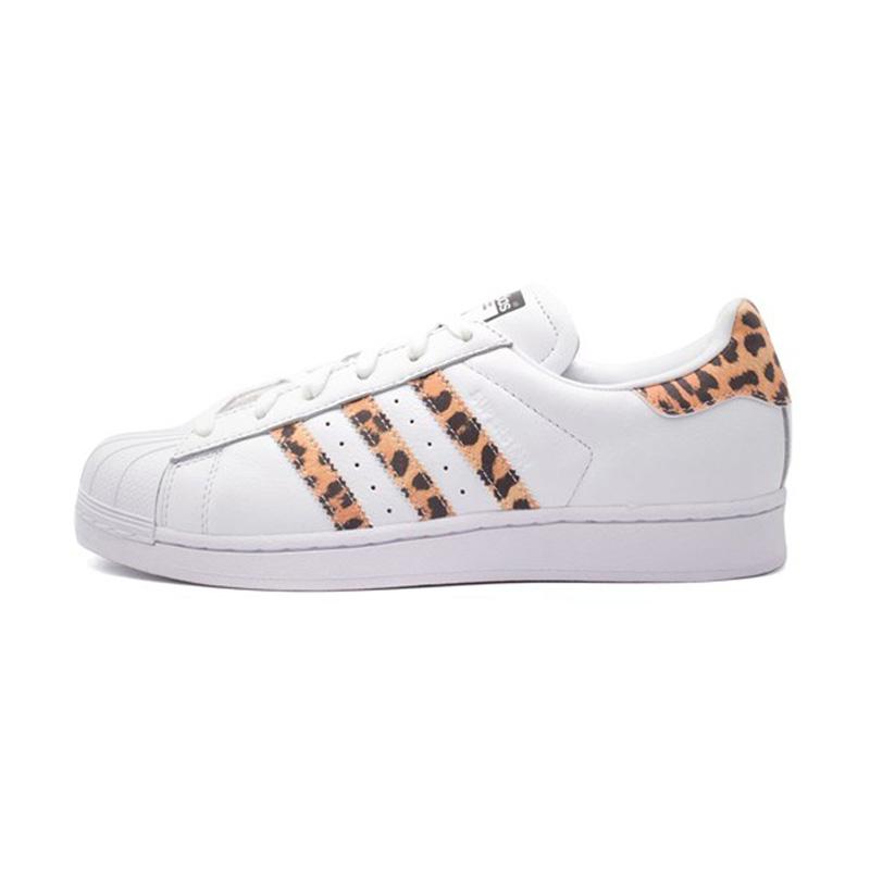 Cq2514 Ftwwhtsupcolcblackwhite PatternHail Pattern Endless AdidasadidasSuperstar Leopard WsuperstarSneakers レオパード Trip kZXiOuP