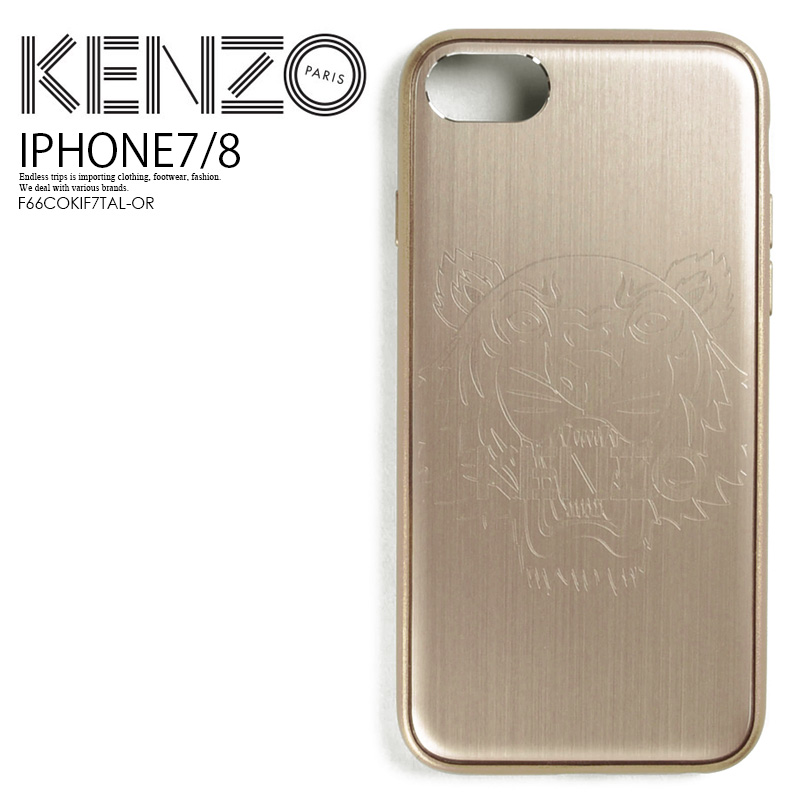 8a82c752c KENZO (Kenzo) KENZO METALLIC TIGER IPHONE 7 CASE (metallic tiger iphone  seven cases