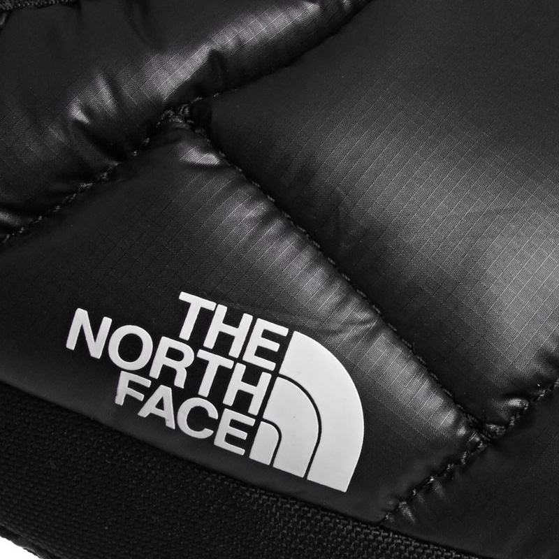 18bc07ff8 THE NORTH FACE (the North Face) MEN'S NSE TENT MULE III SLIPPERS (tent mule  slippers) quilting slip-on slip-ons SHINY BLACK/BLACK black T0AWMGFG4 ...