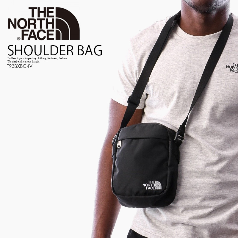 d9faa6be8 It is bag TNF BLACK/HIGH RISE (black) T93BXBC4V end rest lip at THE NORTH  FACE (North Face) CONVERTIBLE SHOULDER BAG (convertible shoulder bag) men's  ...