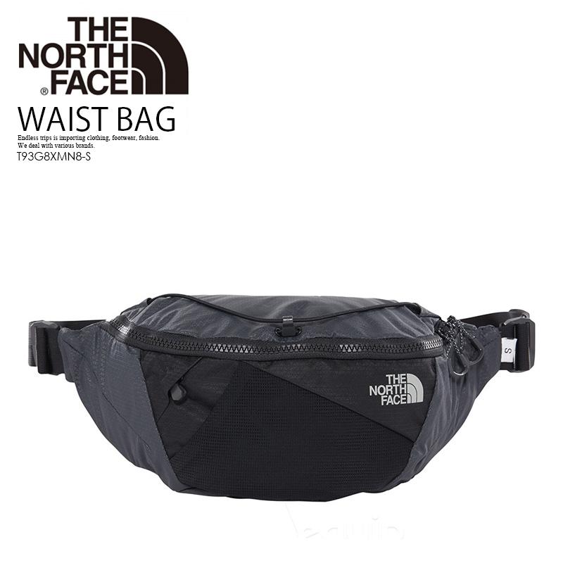 f1527a02f THE NORTH FACE (North Face) LUMBNICAL LUMBAR WAIST BAG (ラムニカルランバーバッグ) body  bag bum-bag men gap Dis ASPHLTGR/TNFBLK (asphalt ...