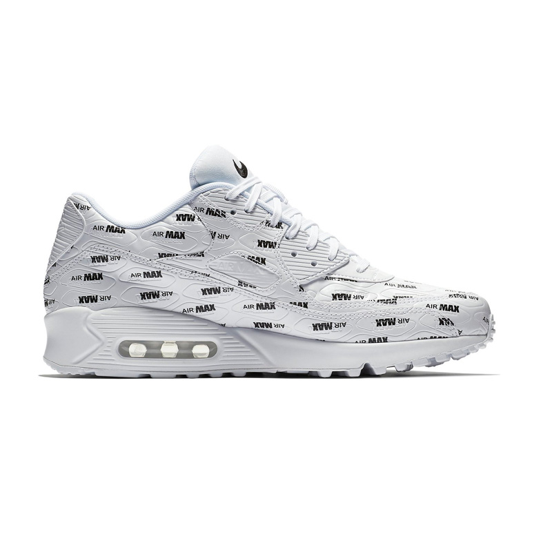 NIKE (Nike) AIR MAX 90 PREMIUM (Air Max 90 premium) sneakers WHITEWHITE BLACK (white black) 700155 103 ENDLESS TRIP ENDLESSTRIP end rest lip