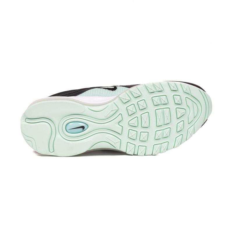 Rakuten shopping marathon! NIKE (Nike) WOMENS AIRMAX 97 (Air Max 97) sneakers men gap Dis BLACKBLACK IGLOO WHITE (black white) 921733 012