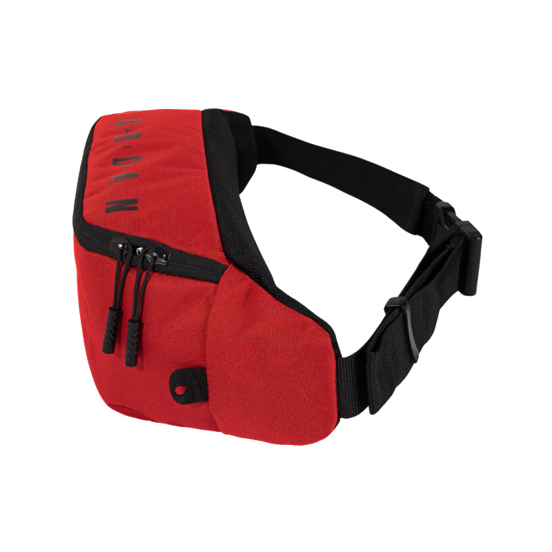 0b75e1c7dbba8b NIKE (Nike) JORDAN JUMPMAN CROSSBODY BAG (Jordan jump man crossbody bag)  men s lady s bum-bag body bag shoulder bag GYM RED BLACK (red black) 9A0092  R78 ...