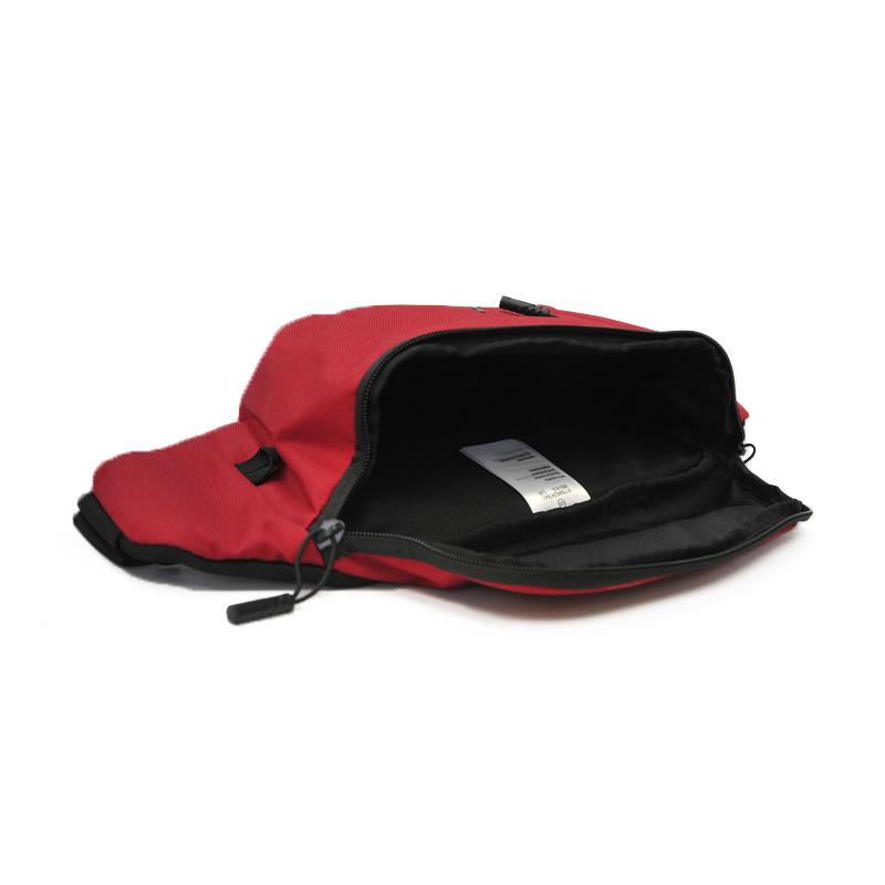 39ba303f638485 NIKE (Nike) JORDAN JUMPMAN CROSSBODY BAG (Jordan jump man crossbody bag)  men s lady s bum-bag body bag shoulder bag GYM RED BLACK (red black) 9A0092  R78 ...