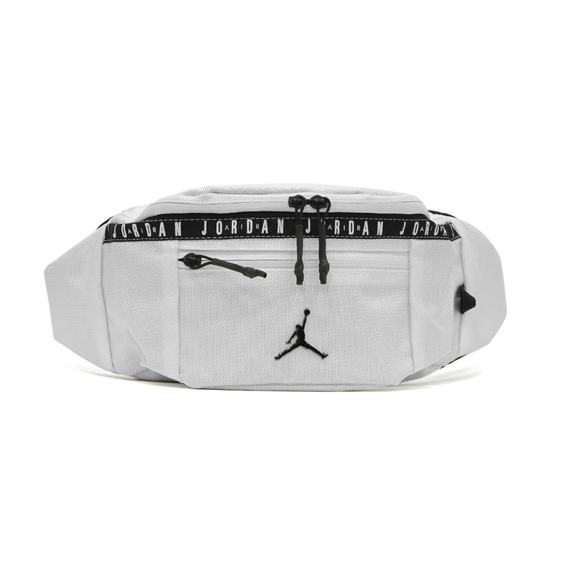 55bea58dd8e429 NIKE (Nike) JORDAN TAPING CROSSBODY BAG (Jordan taping crossbody bag) men s  lady s bum-bag body bag shoulder bag WHITE (white) 9A0133 001 ENDLESS TRIP